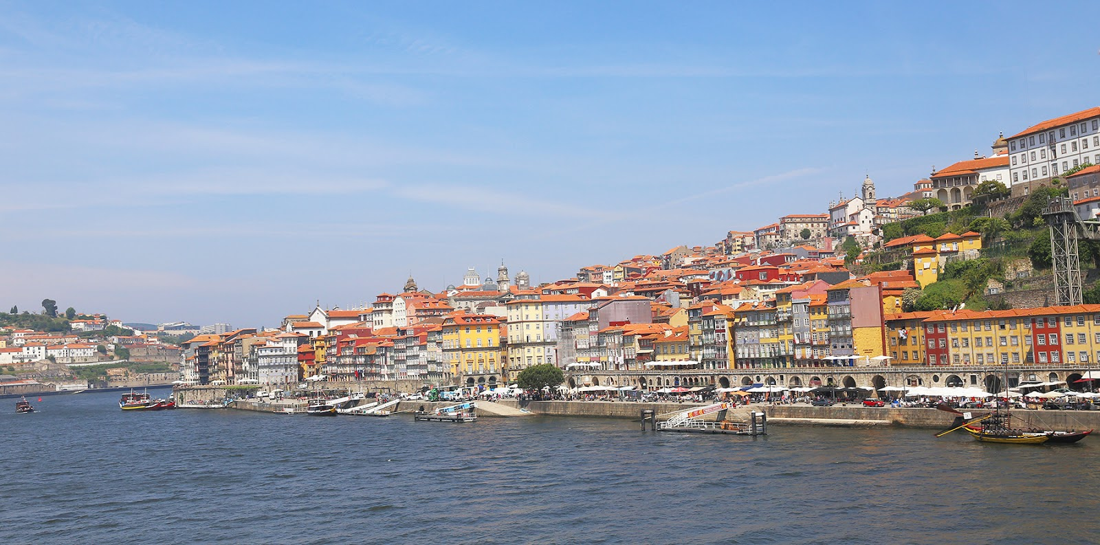 A Lazy Day in Porto, Portugal