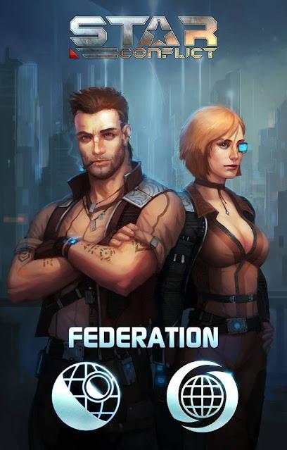 Федерация в игре Star Conflict