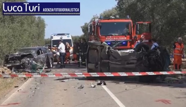 19-year old Albanian dies tragically in car accident in Italy