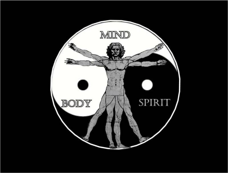 Balance Mind Body Soul Tattoo