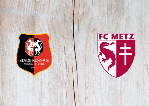 Rennes vs Metz -Highlights 23 December 2020