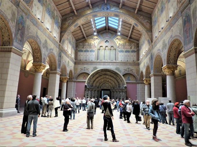 Hétvégétől újra látogatható a Szépművészeti Múzeum Román Csarnoka
