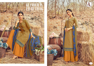 Alok Suits Avani Cotton print Salwar Kameez