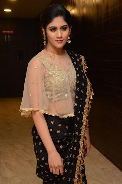 Chandini Chowdary Photos At Howrah Bridge Audio Launch