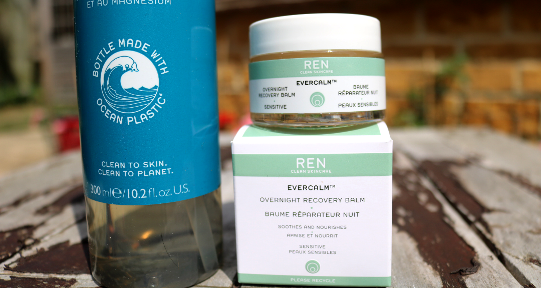 REN Evercalm Overnight Recovery Balm review