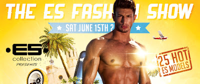Sitges Beach Fashion show