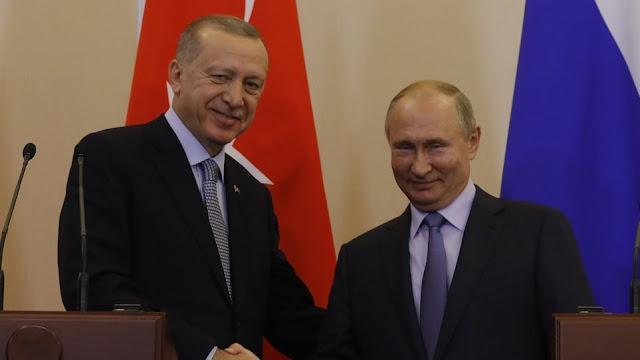 Οι κινήσεις της Ελλάδας και ο... ξενοδόχος Πούτιν