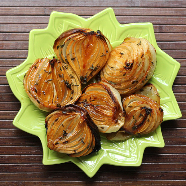 Cookistry: Honey Roasted Onions
