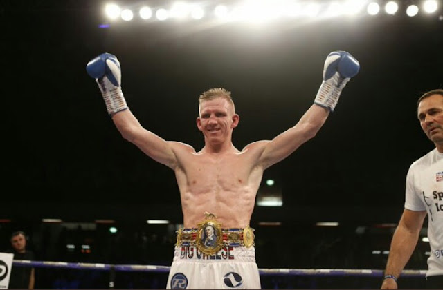 Ted Cheeseman defeats  Asinia Byfield, 12 rounds, Claims vacant British junior middleweight title
