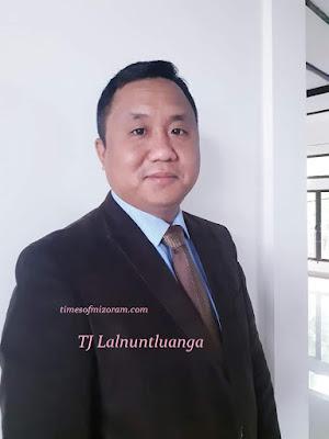 Minister of State Mizoram