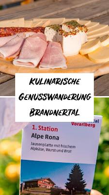 Kulinarische Genusswanderung – Bürserberg | Wandern Brandnertal | Wanderung Vorarlberg 20