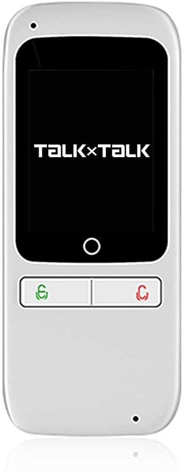 Review Language Translator Device Pocket AI Voice