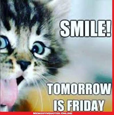 It's Almost Friday Yet Meme
