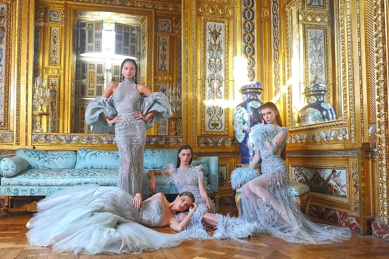 Paris Fashion Week Haute Couture SS21 - ZIAD NAKAD
