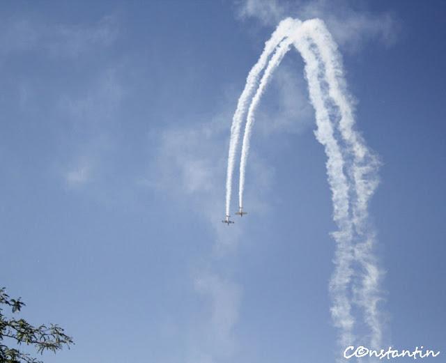 Aeroportul Iasi - show aviatic - blog FOTO-IDEEA