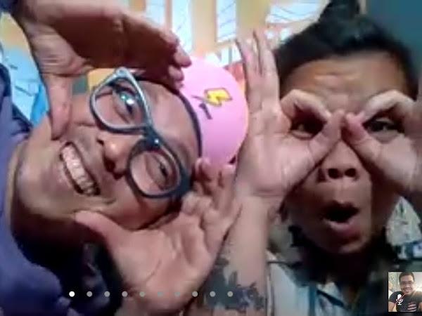 Kreatif Di Rumah Ala Komika Indra Jegel