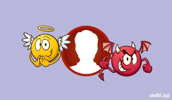 Perbedaan Mendasar Antara Godaan Setan dan Godaan Nafsu