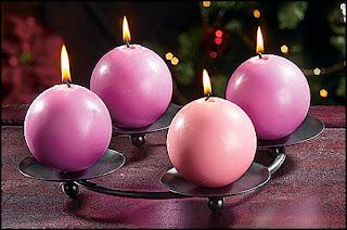 Gyertya színek jelentése: Rózsaszín gyertya