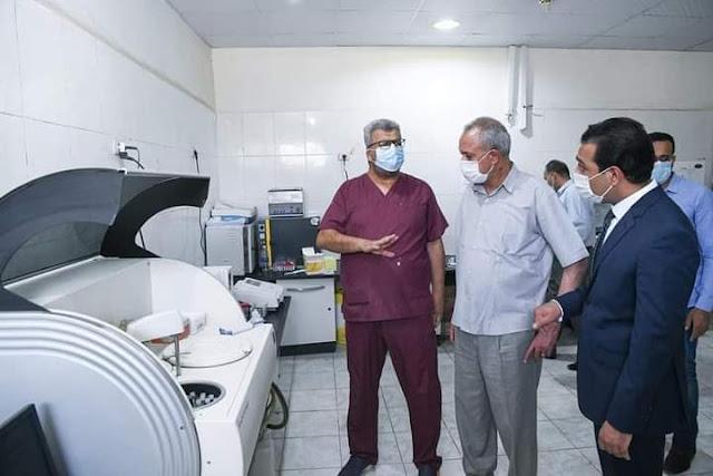 تعافي حالات جديدة من فيروس كورونا بمستشفى قنا.