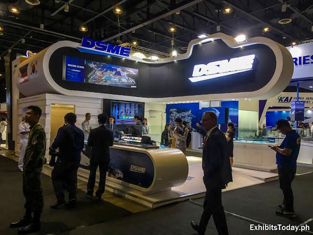 DSME Trade Show Display