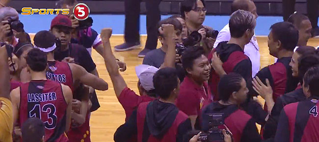 HIGHLIGHTS: San Miguel vs. Ginebra (VIDEO) Finals Game 5