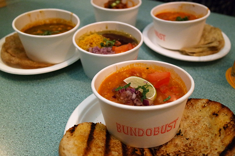 Bundobust Manchester new dishes