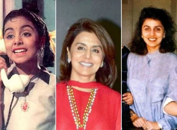 neetu kapoor- back to bollywood