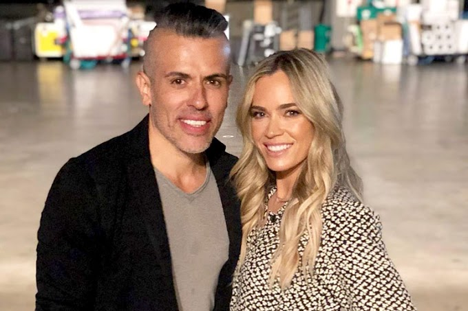 Edwin Arroyave Pays Sweet Tribute To Wife Teddi Mellencamp Arroyave After 'RHOBH' Exit Announcement!