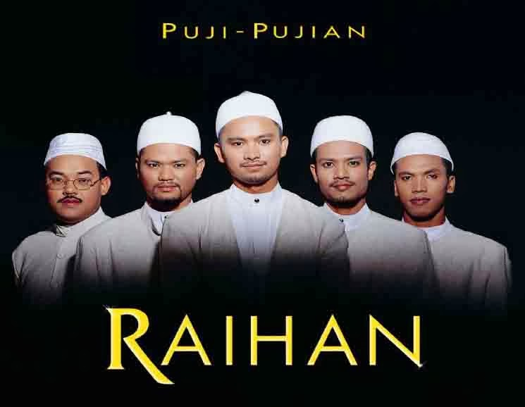 Kumpulan Lagu Nasyid Raihan Full Album MP3