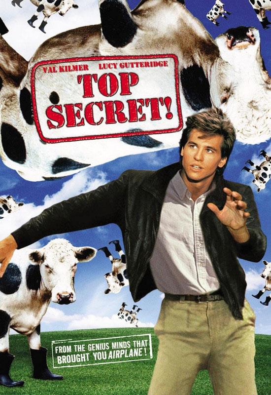 Val Kilmer Top Secret