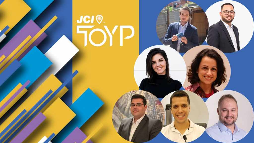A JCI Brasil teve a honra de premiar 07 jovens destaques brasileiros, que com seus trabalhos, exemplos, ideias e projetos, contribuíram para o desenvolvimento de suas comunidades em 2020. O evento TOYP JCI Brasil 2020 aconteceu ontem, de forma totalmente online, e foi fundamental para promover o reconhecimento de líderes que precisam ser exemplo para os novos tempos.