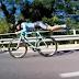 Απίστευτη προσπέραση ποδηλάτη... (video)