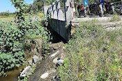 Telan Anggaran Ratusan Juta, Dua Jembatan Di Baebunta Selatan Diduga Asal Jadi
