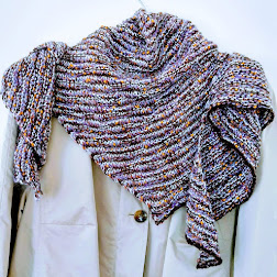 Yarn Whisperer Shawl