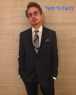 What is the monthly income of Robert Downey Jr?