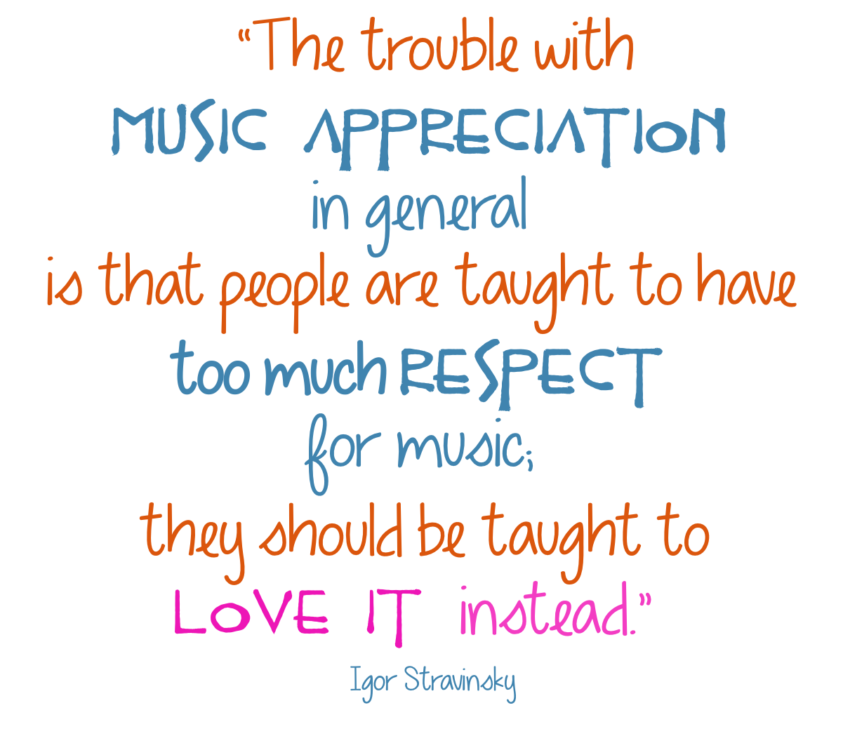 Musical Love Quotes: Music Teacher Quotes. QuotesGram