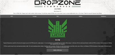 Faction Select on a Desktop Screen