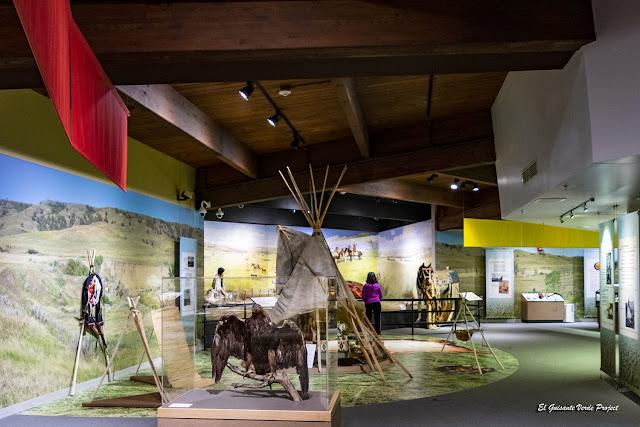Akta Lakota Museum - Chamberlain, Dakota del Sur