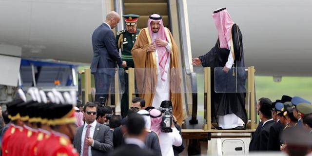 Raja Salman Pecahkan Tiga Rekor MURI dan Satu Rekor Lagi Usulan Menpar