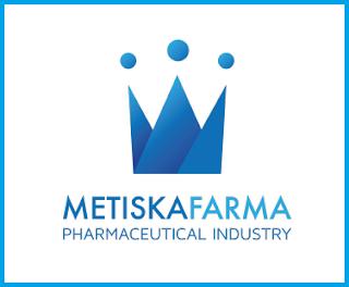 Lowongan Kerja 2019 D3/S1 Farmasi PT. METISKA FARMA Jakarta Selatan
