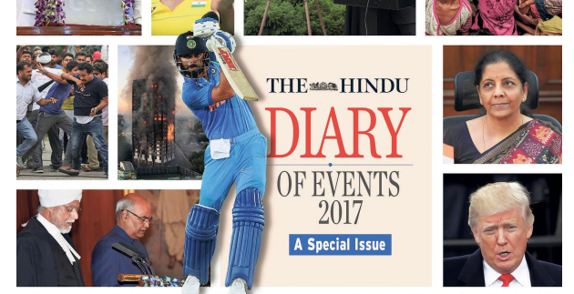 The Hindu Diary of Events 2017 Pdf Download - VISION
