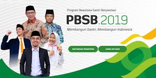 http://pbsb.ditpdpontren.kemenag.go.id/pendaftaran/ Alamat Pendaftaran PBSB