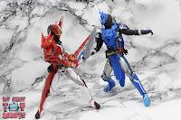S.H. Figuarts Kamen Rider Blades Lion Senki 45
