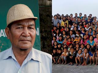 Punya 39 Istri dan 94 anak