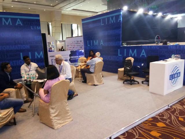 LIMA - India Licensing Expo at Sahara Star, Mumbai