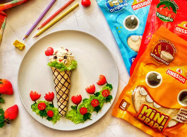 MISSION FOODS Launches All-New Mini Wraps