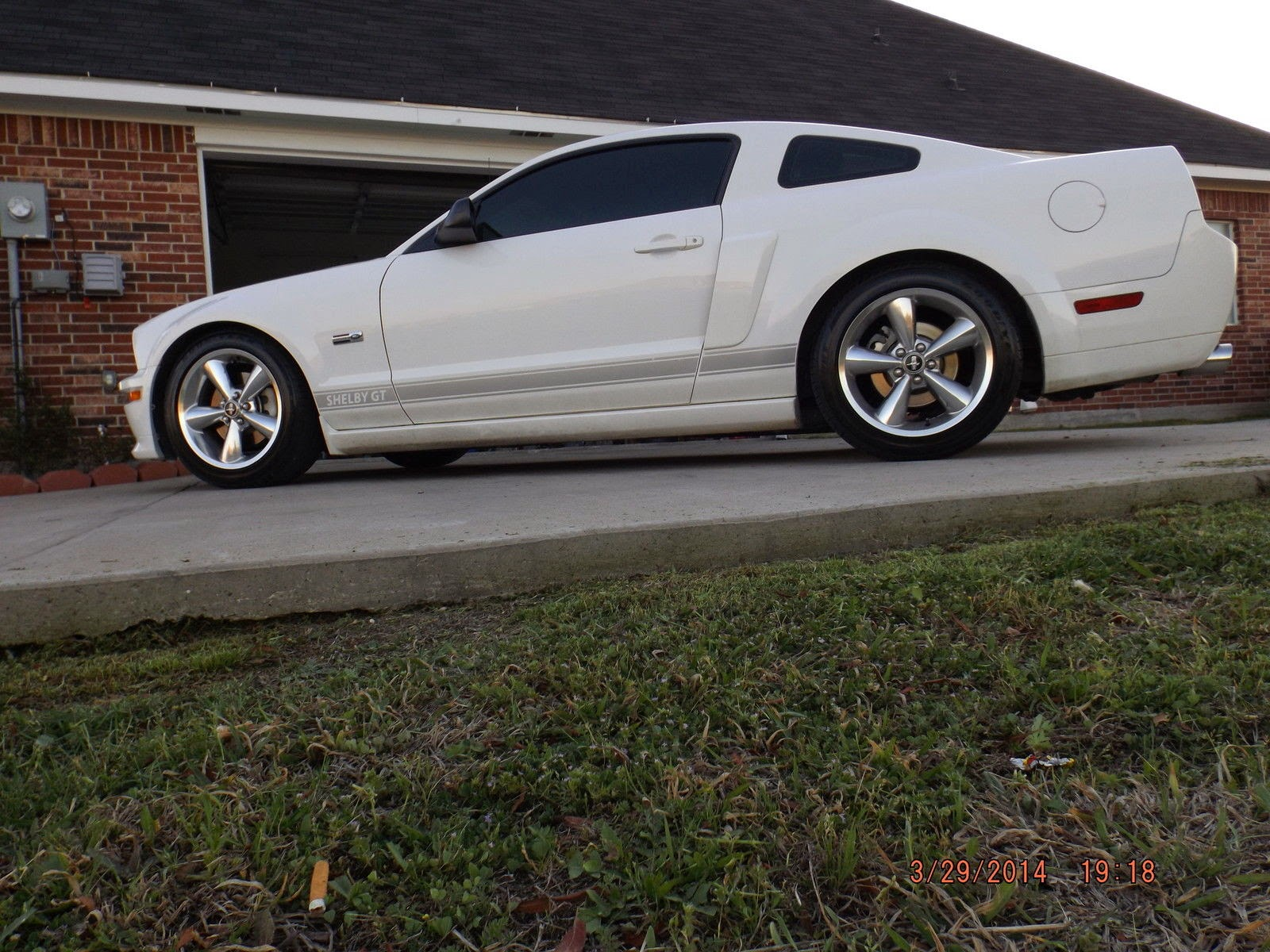 2007 ford mustang shelby gt v8 for sale american muscle cars. Black Bedroom Furniture Sets. Home Design Ideas
