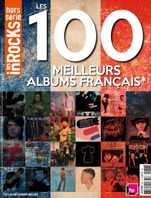 les inrocks, les 100 meilleurs albums français, les inrocks nouvelle formule, jerome leroy, jerome leroy les inrocks, causeur jerome leroy, un peu tard dans la saison