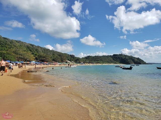 Melhores praias de Búzios com crianças