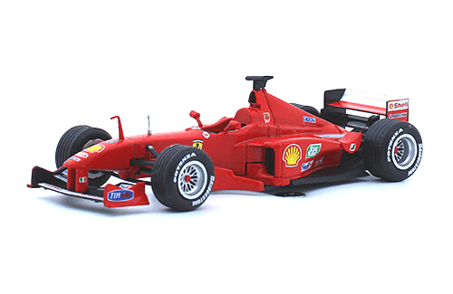Ferrari F399 1999 Mika Salo f1 the car collection